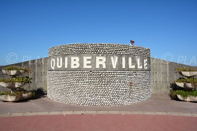 Quiberville in France