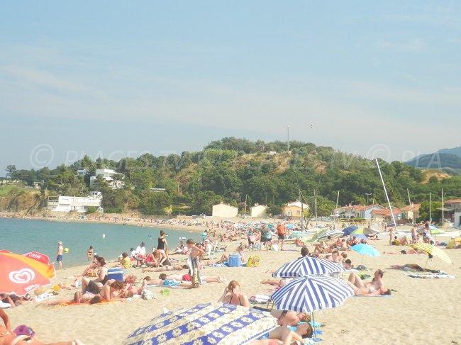 Le Racou - Beach in Argeles