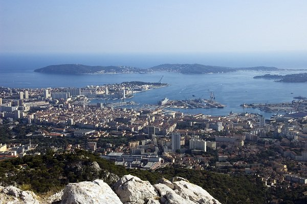 Bay of Toulon