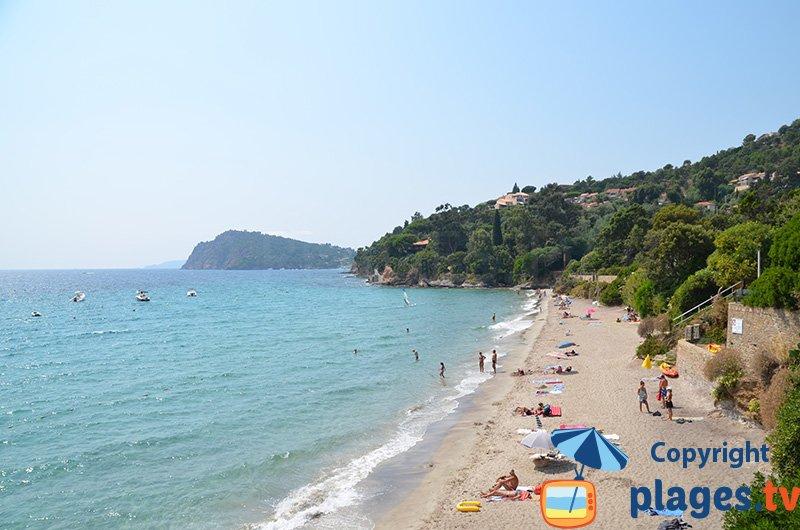 Rayol Canadel : de belles plages méconnues
