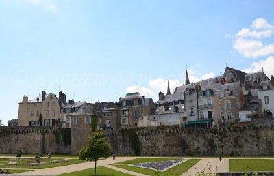 Vannes in France