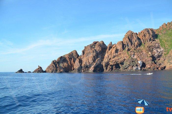 Reserve of Scandola - Corsica