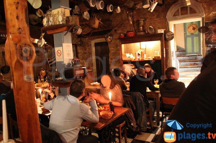 Restaurant in Perros Guirec