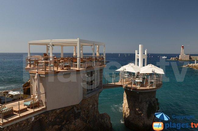 Restaurant le Plongeoir à Nice