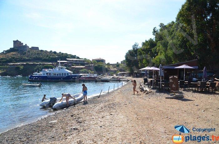 Port, beach and village of Girolata - Corsica