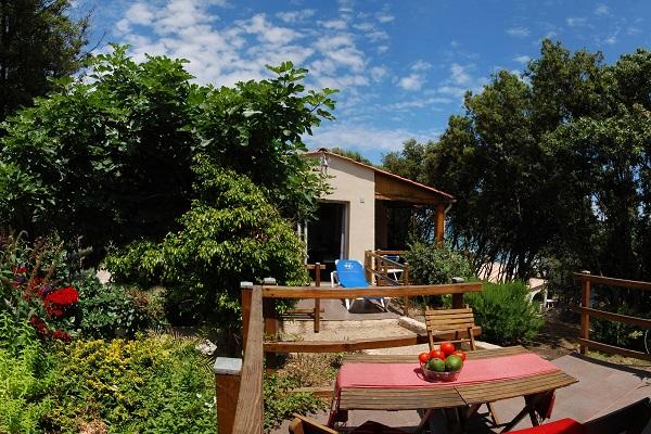 Mini villa à Riva Bella - Corse