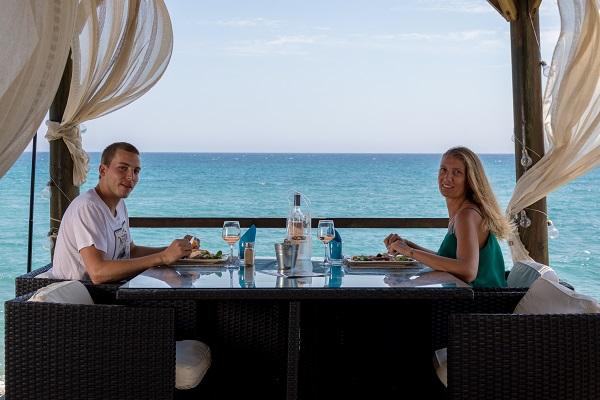 Restaurant Riva Bella - Corse