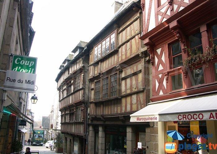 Rue Piétonne de Lannion