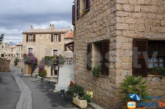 Ruelle de Piana - Corse