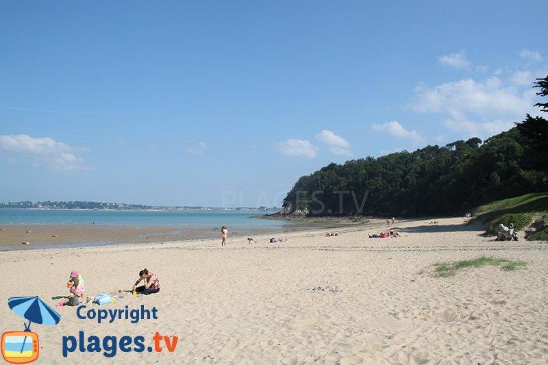 Saint Cast le Guildo : une grande plage de sable