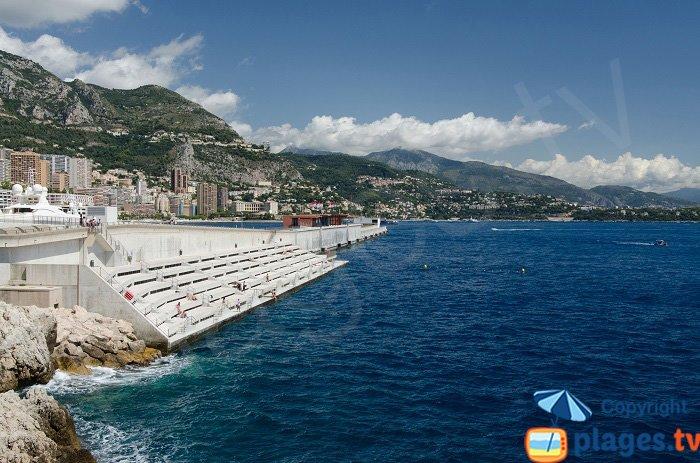 Solarium in Monaco