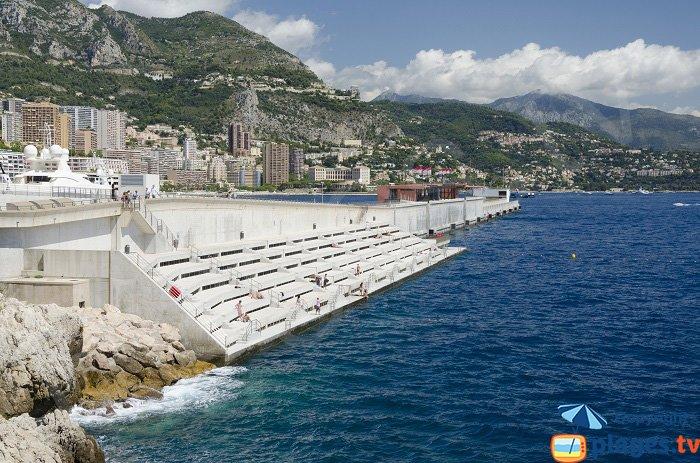 Solarium Monaco - Port Hercule