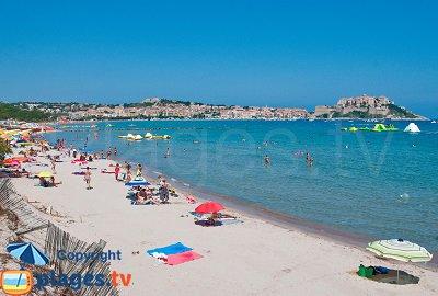 Spiaggia Calvi - Corsica
