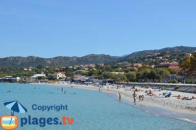 Spiaggia Ile Rousse - Corsica