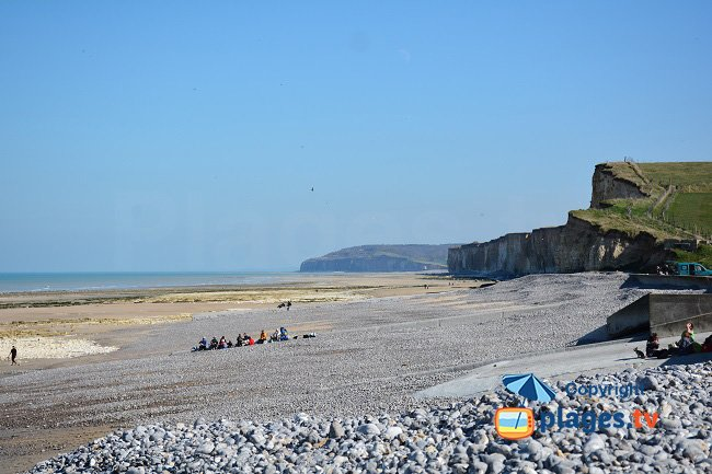 St Aubin sur Mer en Normandie