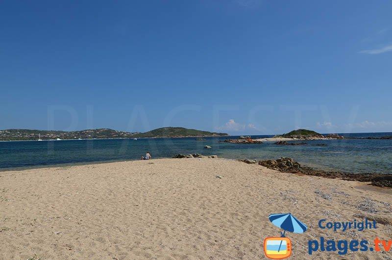 Cala segreta - St Cyprien - Corsica