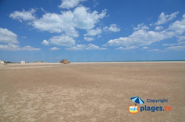 Plage la plus au sud de St Pierre sur Mer