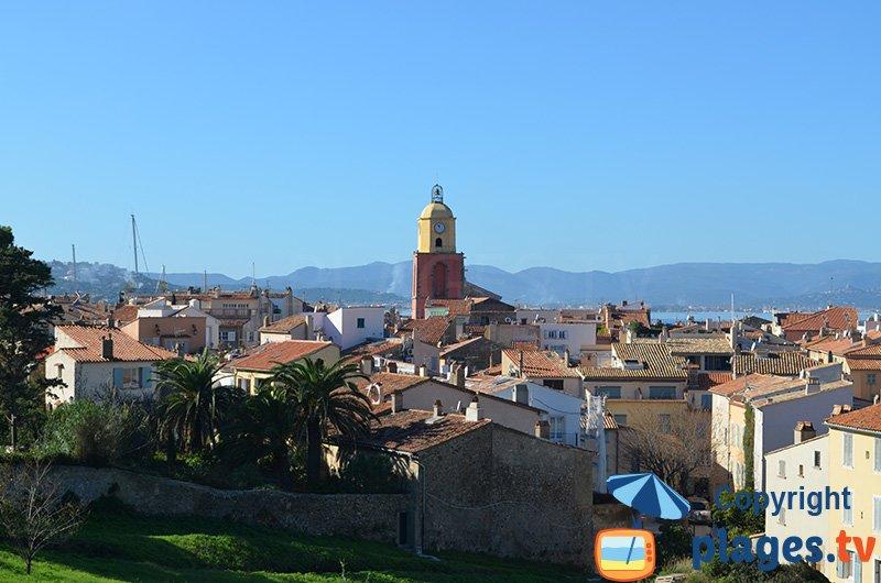 Le village de St Tropez