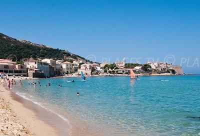 Algajola in Corsica