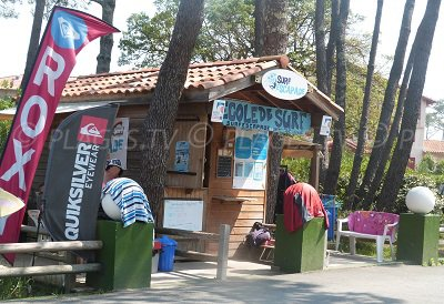 Tarnos resort - surf scool