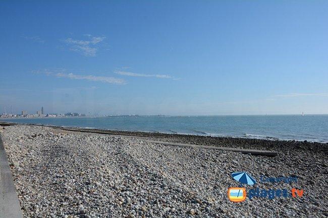 Ste Adresse avec vue sur Le Havre
