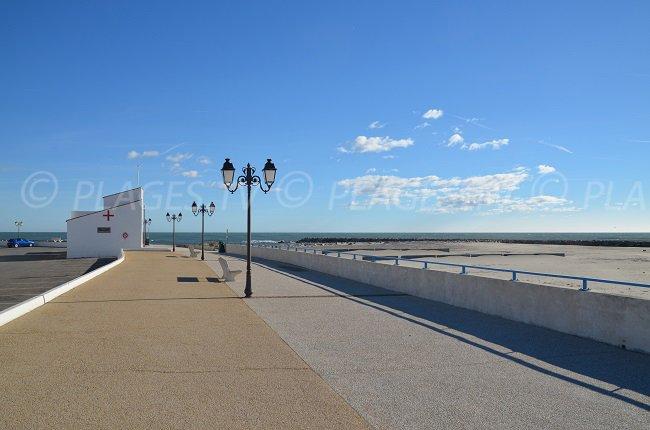Saintes Maries de la Mer: une plage parmi les plus belles de France