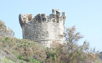 Genoese tower of Farinole