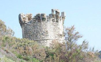 Genoese tower of Farinole