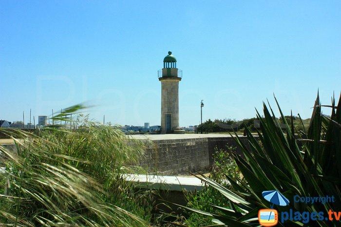 Joséphine tower in St Gilles Croix de Vie
