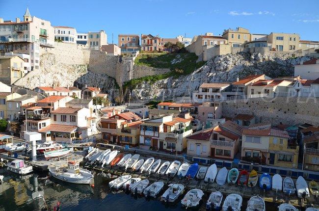 Marseille du vieux port aux petites plages et criques - Navette vieux port pointe rouge marseille ...