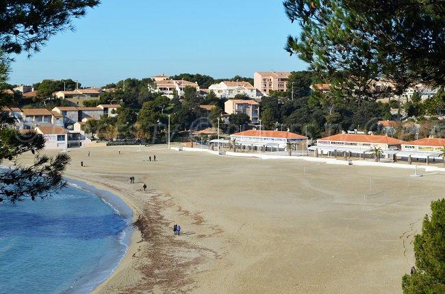 La Couronne - La plage du Verdon