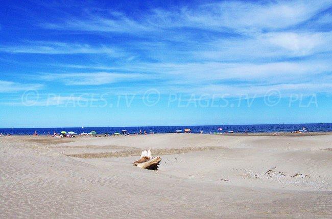 Spiaggia Vieille la Nouvelle