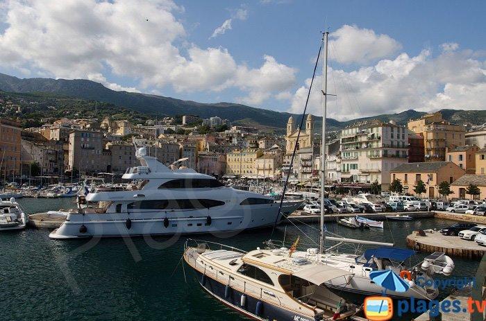 Vieux Port de Bastia - Corsica
