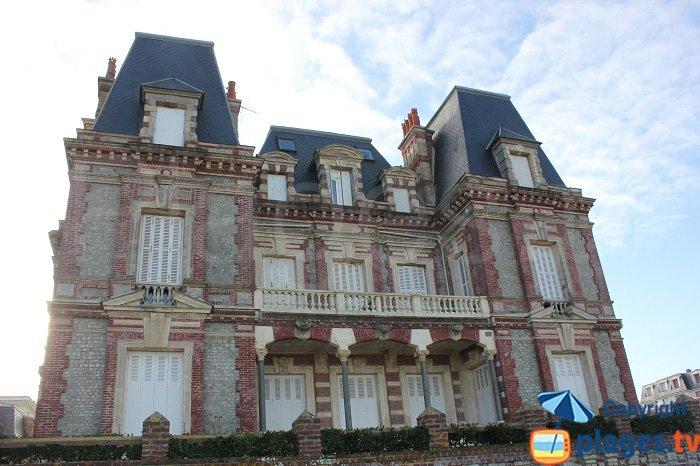 Villa Belle Epoque à Cabourg
