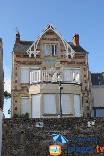 Villa Jehanne d'Arc à St Aubin