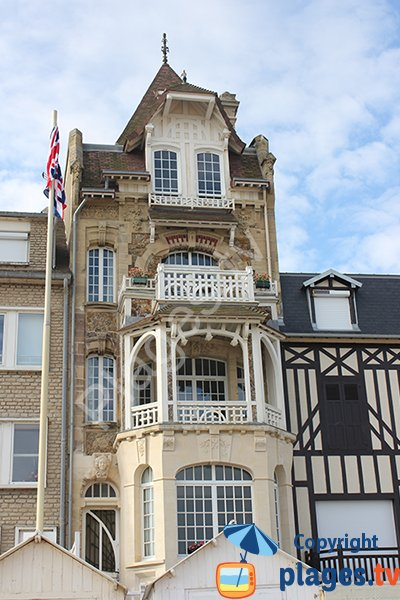 Villa la Loggia à St Aubin