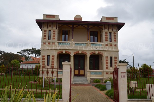 Villa Plaisance in Lacanau-Océan in France