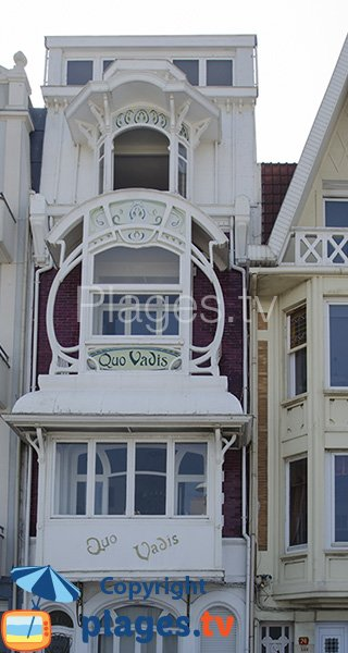 Quo Vadis Villa in Malo les Bains