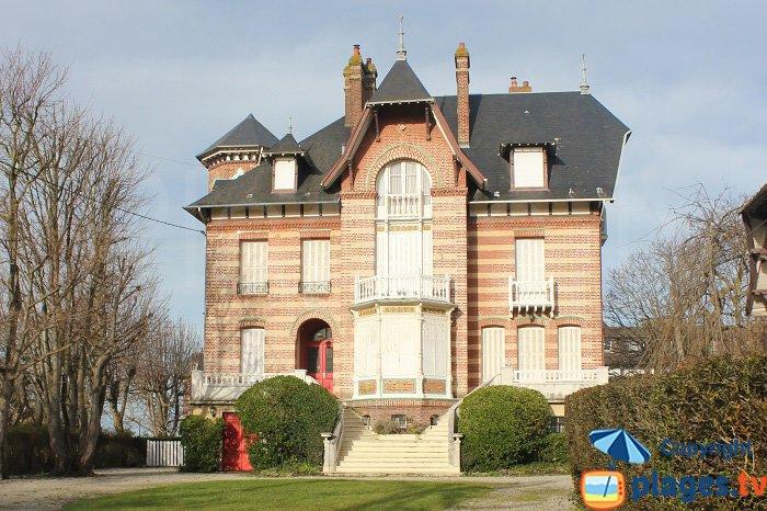 Villa Saida à Houlgate