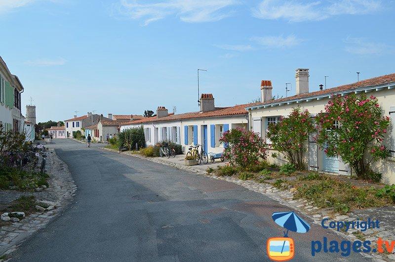 Village de l'ile d'Aix