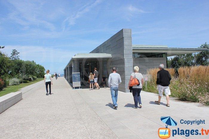 Visitor Center - Cimetière américain de Normandie
