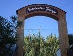 Marinella beach - Ajaccio