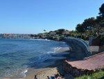 Pointes Longues Beach - Agay