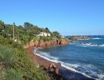Anglais Cove - Agay