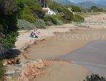 Scodi Neri Beach - Olmeto