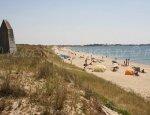 Spiaggia naturista di Pen Bron - La Turballe
