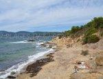 Spiaggia di Jovat - La Croix-Valmer