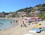 Rondelli-Garavan beach - Menton