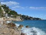 Spiaggia delle Pissarelles - Cap-d'Ail