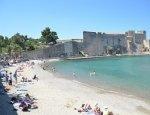 Port d'Avall Beach - Collioure
